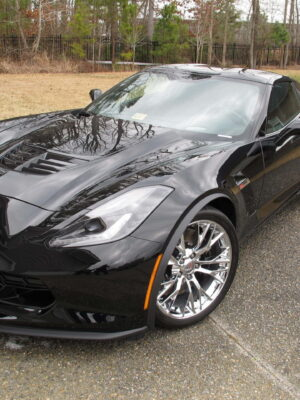 C7 Shine package